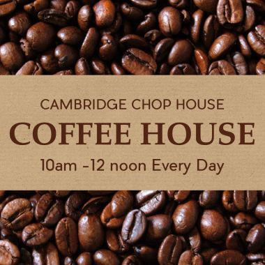 Cambridge Chop House - Coffee House