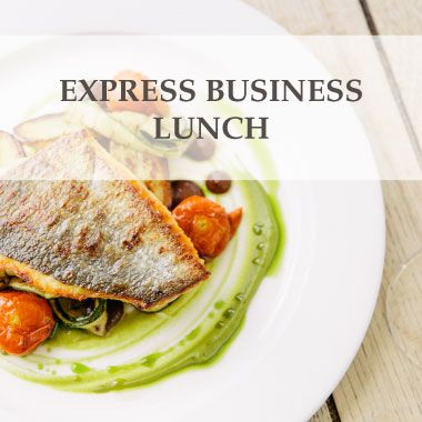 Express Business Lunches