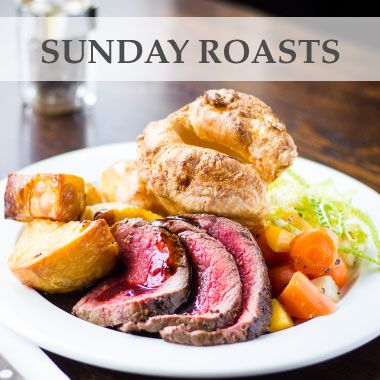 Sunday Roasts at St John's Chop House