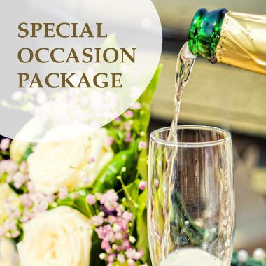 Special Occasion Package